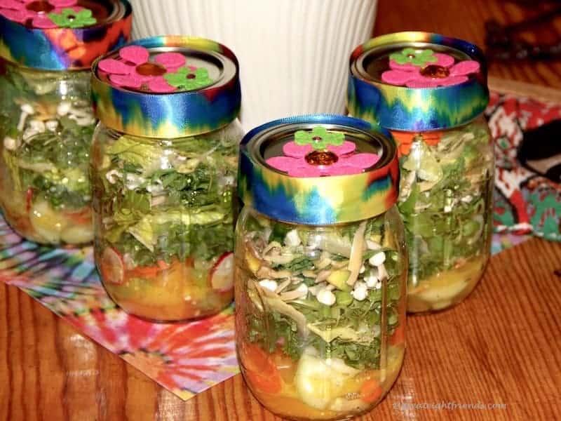 Psychedelic Salad 5