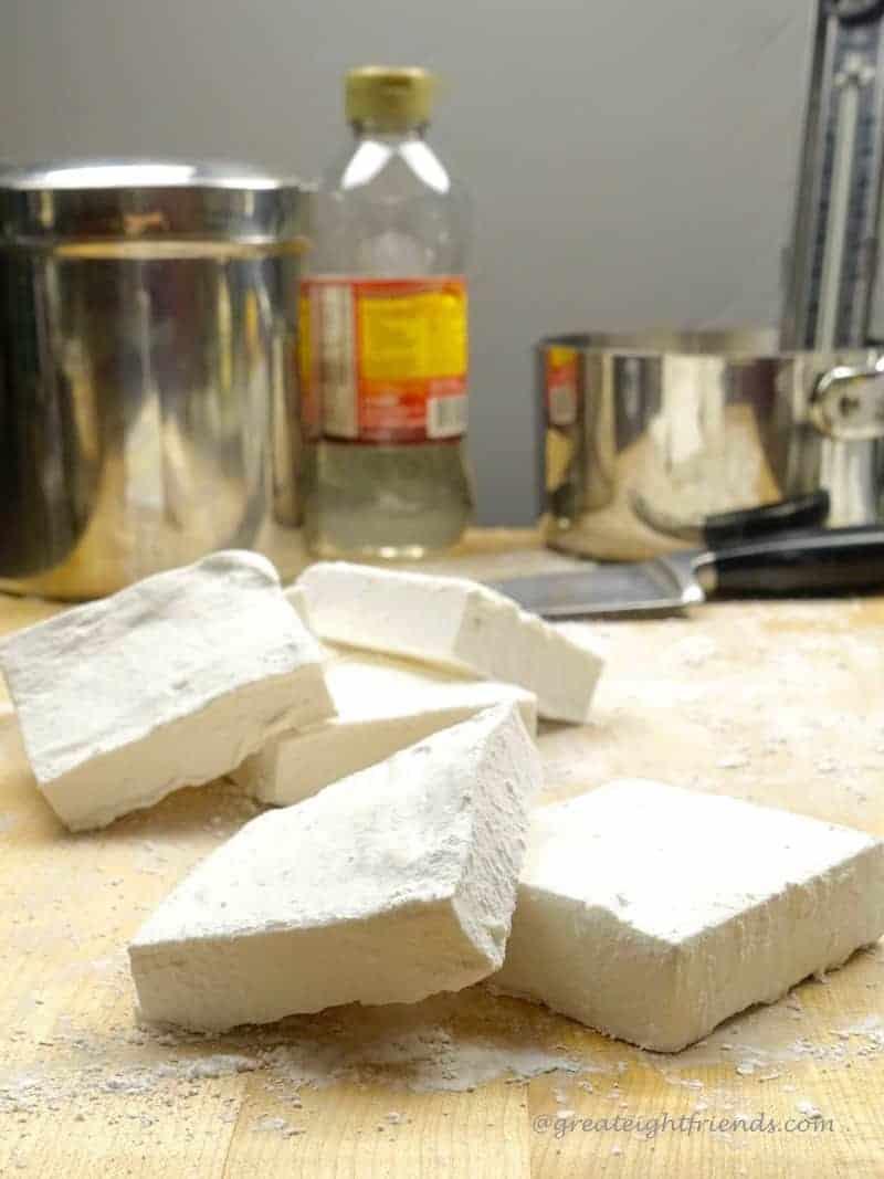 Marshmallows lrg Ingredients