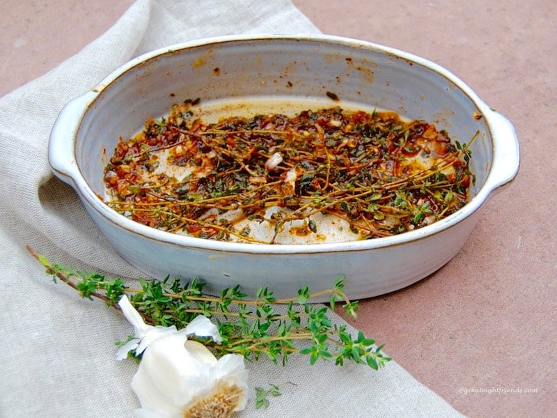 Roasted Cauliflower spices