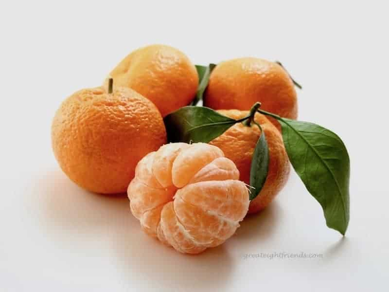 Tangering Sorbet Tangerines