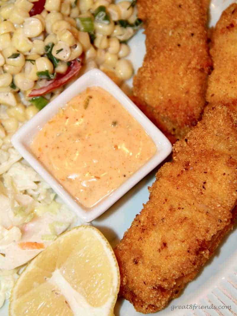 spicy classic pan fried catfish