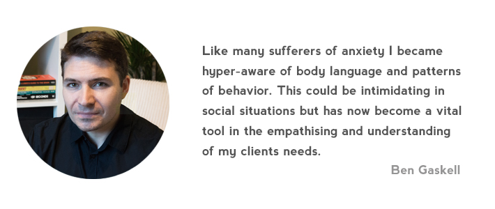 Ben Gaskell - Solution Focused Hypnotherapist