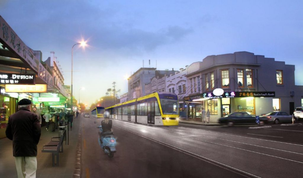 NZTA finally stirs into life on light-rail communications - Greater