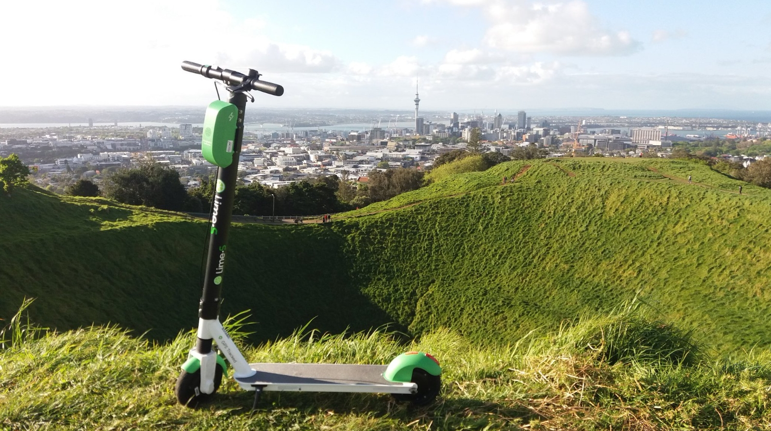 Lime Scooters banned (for now) - Greater Auckland