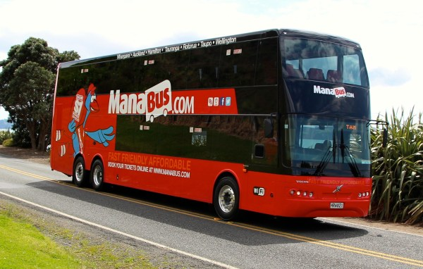 A History of Regional and Long-Distance Buses in New Zealand