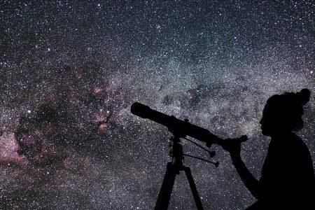 telescope stargazing