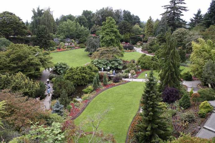 Vancouver Queen Elizabeth Park