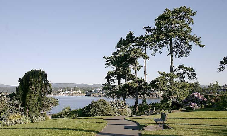 Saxe Point Park Esquimalt