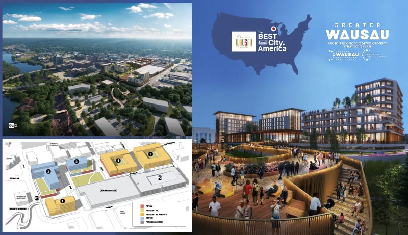 Wausau Center Mall Redevelopment