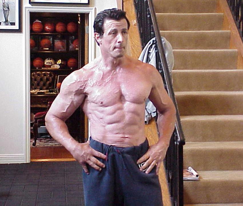 Stallone Sylvester Body