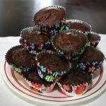 Gluten Free Chocolate Raspberry Muffins
