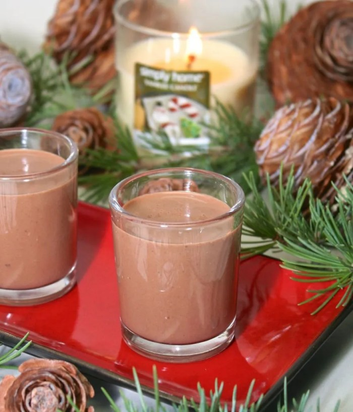 Paleo Peppermint Hot Cocoa | Best Holiday Drink Recipes To Spread Festive Cheers With