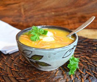 Paleo Creamy Potato Soup