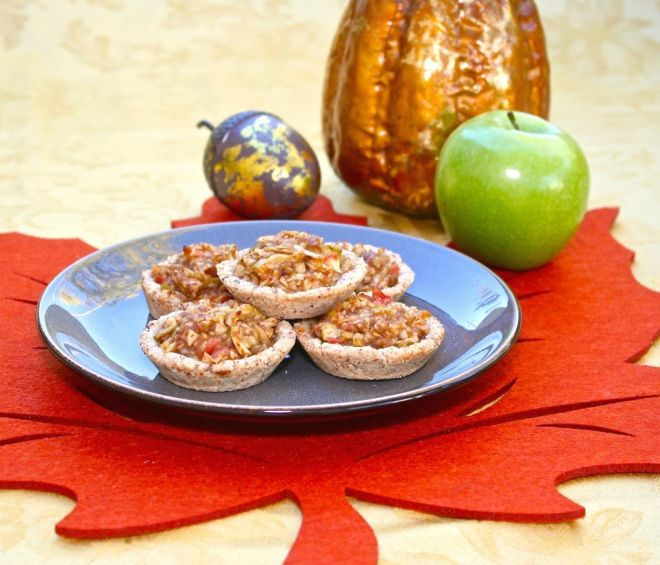 gluten free apple pie