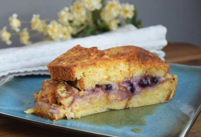 gluten and dairy free bread pudding