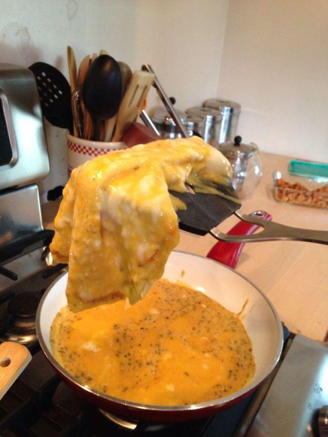 Omelet Technique