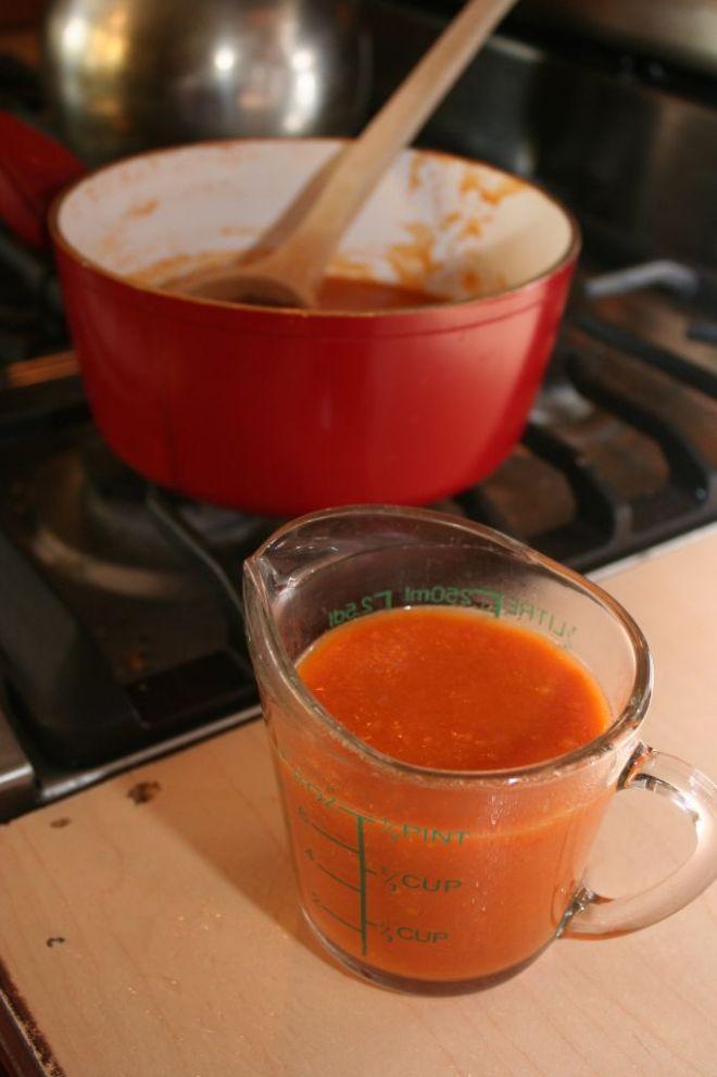 Red Enchilada Sauce 4