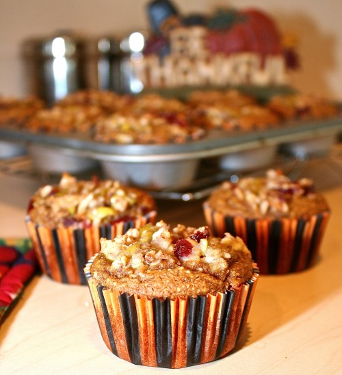 Paleo Apple Muffin