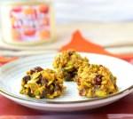 Vegan Pumpkin Granola Cookies