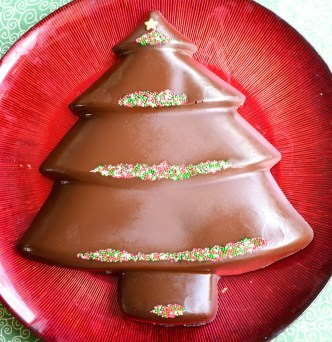 Vegan Peppermint Fudge