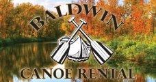 baldwin canoe rental MI