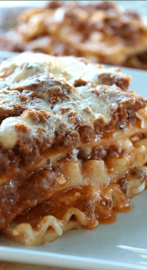 Classic Lasagna | Comfort Food | Great Grub, Delicious Treats