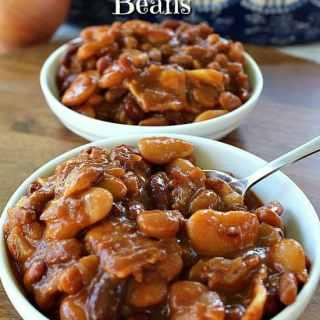 Bhuller's Baked Beans