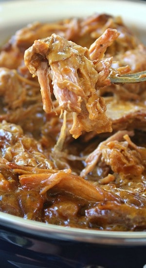 Crock Pot BBQ Pork Roast