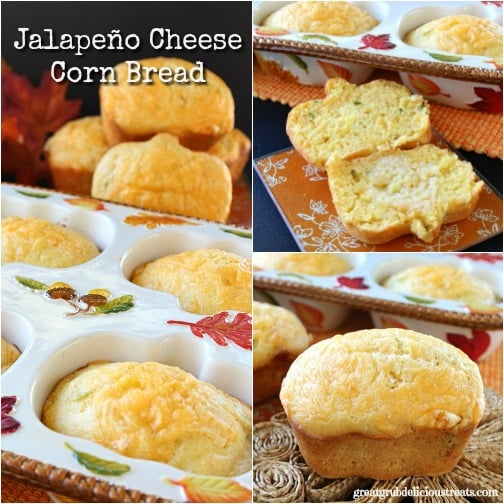 Jalapeno Cheese Corn Bread