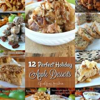 12 Perfect Holiday Apple Desserts