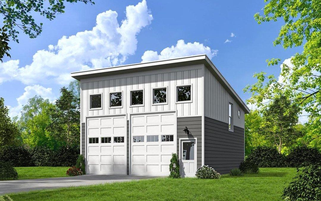 Garage Plan 763-840