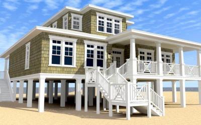 Beach And Coastal Homes