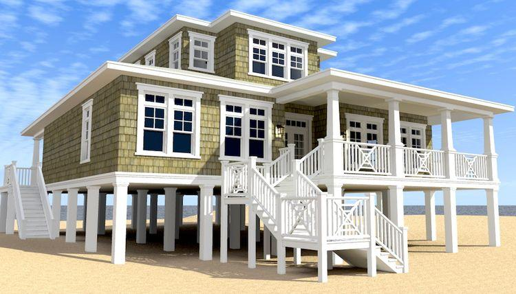 Beach And Coastal Homes