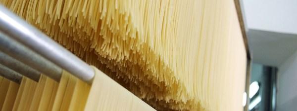 Organic Spaghettoni