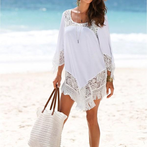 SWIMWEAR - Summer - dress - beach robe