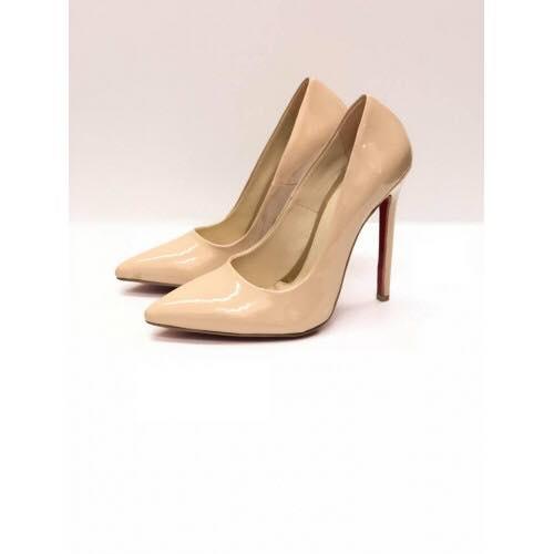 Beige Shoes - Girl