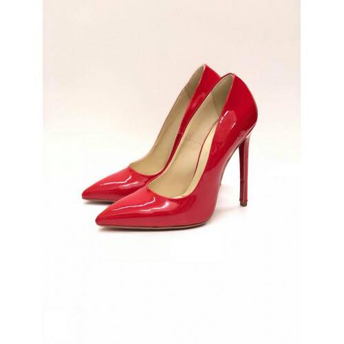 Red Shoes - Woman