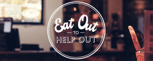EAT OUT TO HELP OUT DINNER MENU