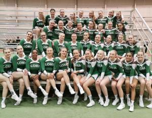 SOMA Cheerleaders
