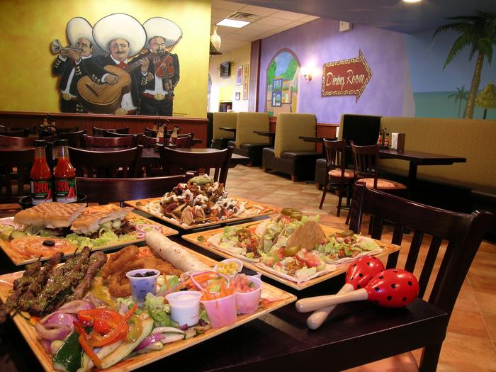 Tapas Restaurant Queens Park