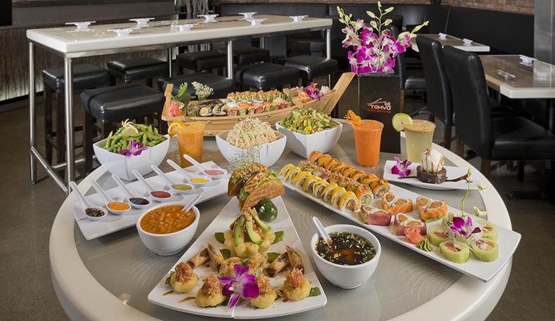 Sushi Restaurants South London
