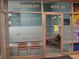 Welcome to Baywood Physiotherapy Ajax