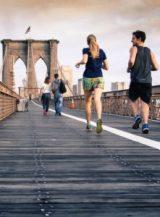 recreational runners