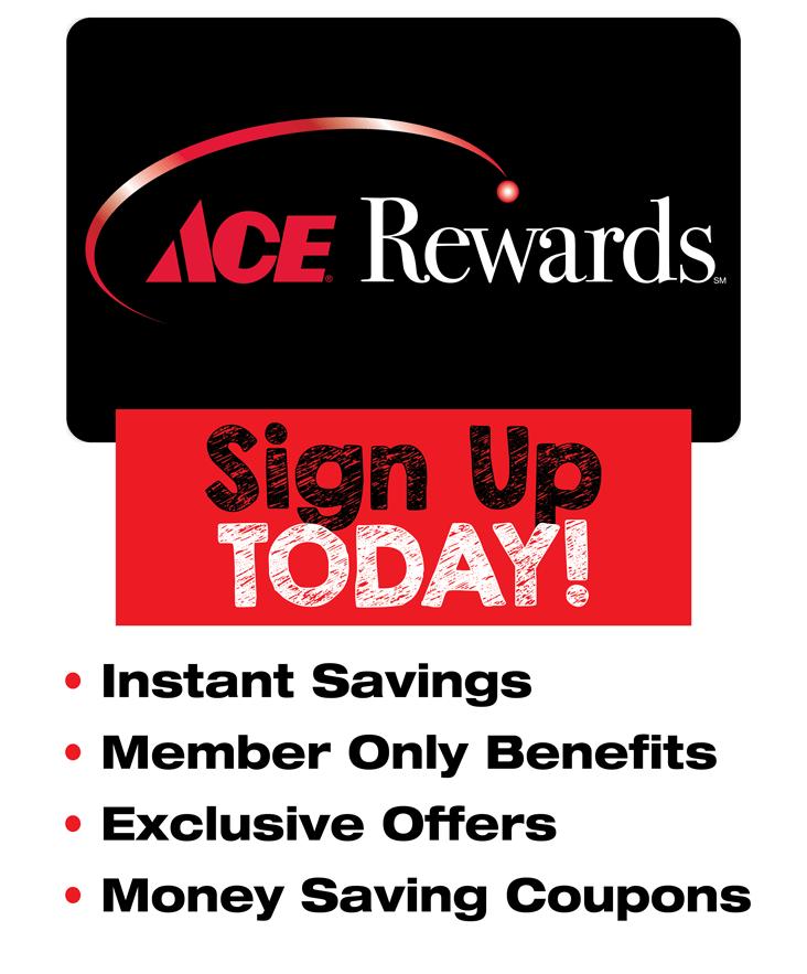 Reward Hardware Card Ace