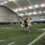 Michigan Wolverines Lacrosse Brent Kirshner