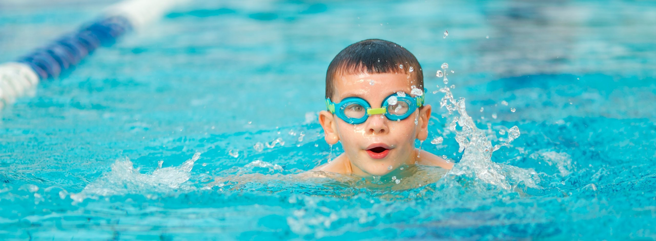 GreatLIFE Swimming Lessons Header