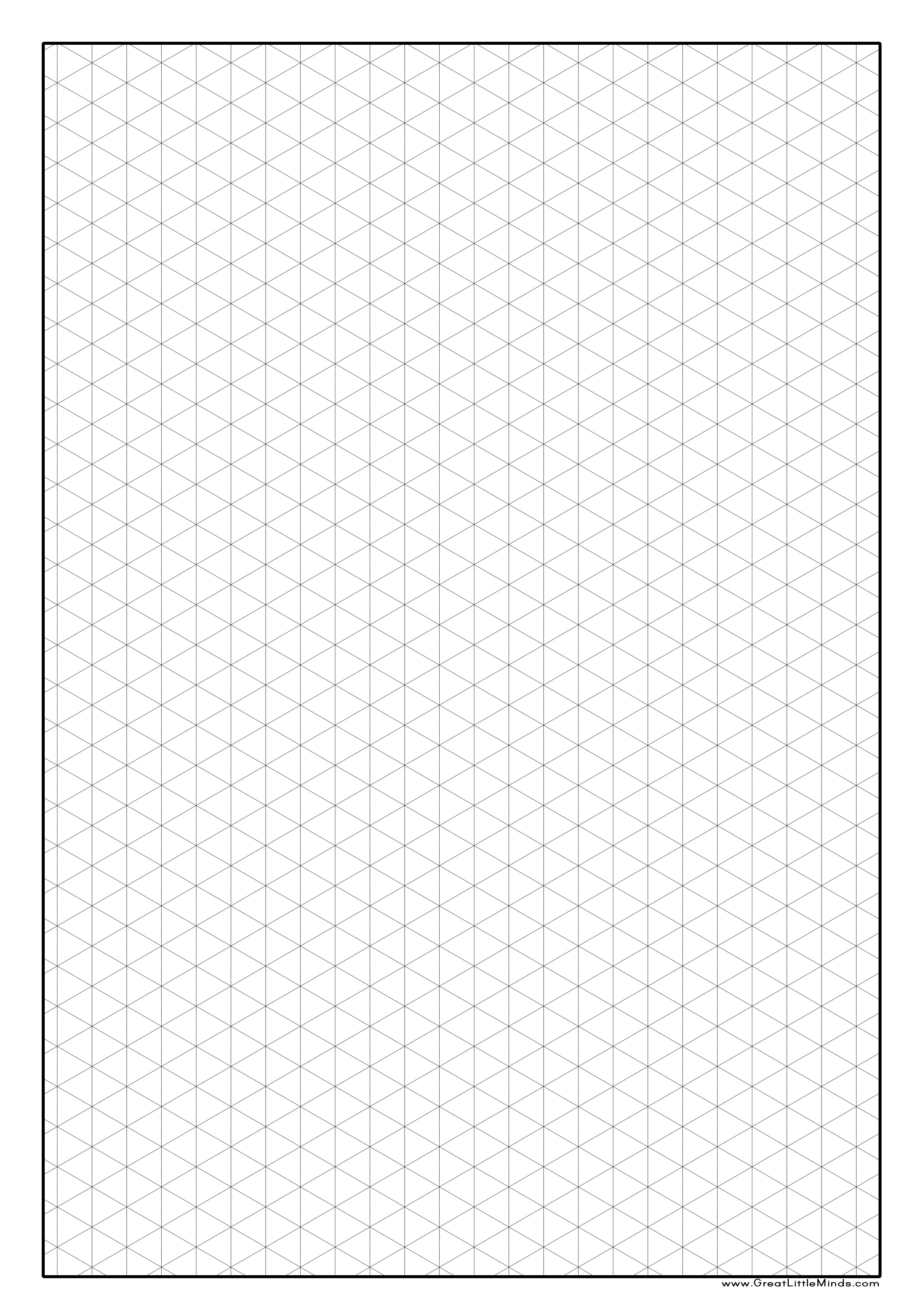 Dotted Math Paper