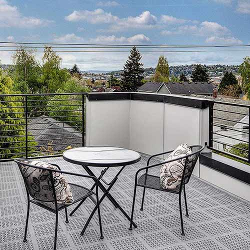 what are the top residential rooftop
