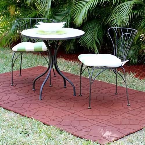 rubber paver tile comparison video