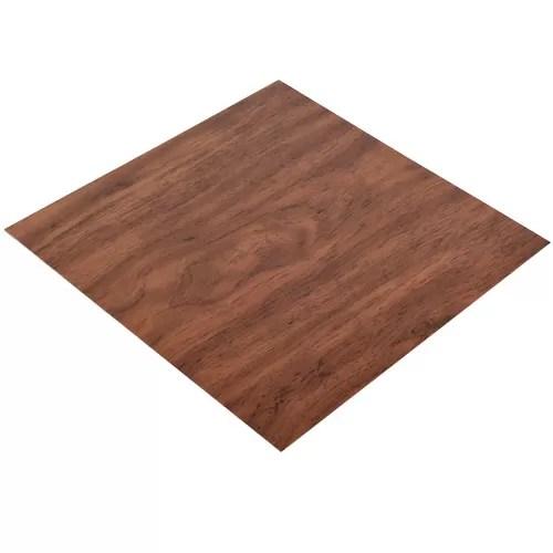 cherry wood grain peel stick vinyl tiles